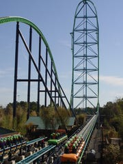 """If the Chicago Cubs defeat the New York Mets in the 2015 NLCS, Six Flags Great Adventure will rename the Kingda Ka roller coaster """"Kingda Cubs."""""""