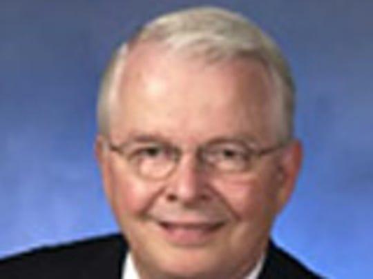 Richard Everett is running for re-election.