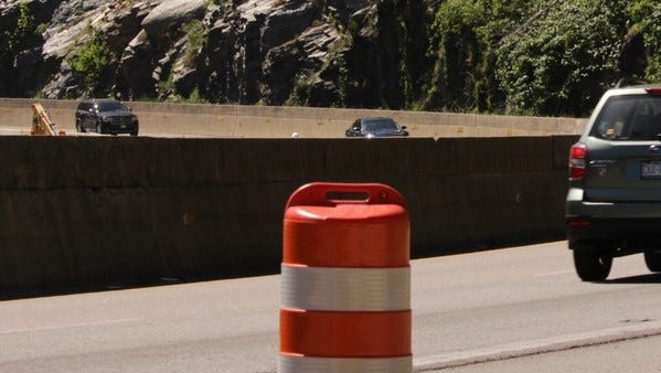 All lanes of I-40 are now open on this section of the road in Haywood County.
