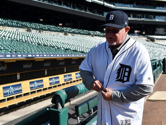 New Tigers manager Ron Gardenhire says he plans to