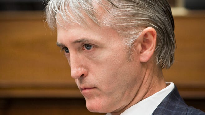 House Oversight Committee member Trey Gowdy, R-S.C., is House Speaker John Boehner's choice to lead a House Select Committee on Benghazi.
