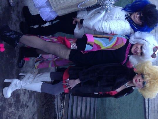 Sundance drag queens