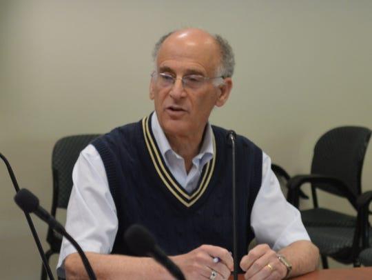 Greenburgh Supervisor Paul Feiner opposes Edgemont