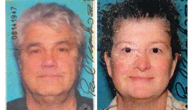 Dominic Giametta, 69, and Dianne Giametta, 55, died Friday in a plane crash in Christian County, Ky.