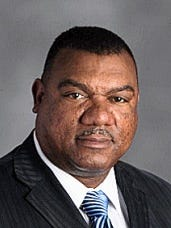 Jefferson Davis High School principal Bobby Abrams Jr. was added to the USA Football board of directors on Friday.
