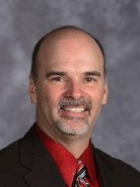 Coshocton Superintendent David Hire