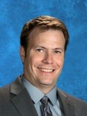 John Deiter, DeWitt Public Schools superintendent