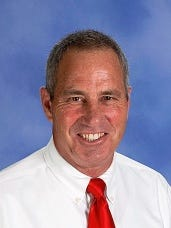 Mark Duff, principal of Halls High School, ordered a soft lockdown Tuesday the school as a precaution.