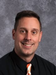 Mitch Kuhnert, principal at Valley Southwoods in West Des Moines.