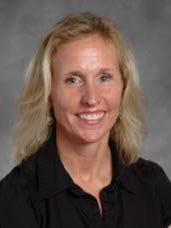 Allison Garner, incumbent.