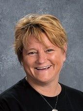 Britt B. Parriott worked as a teacher at Spirit Lake Schools from 2003 through 2017.