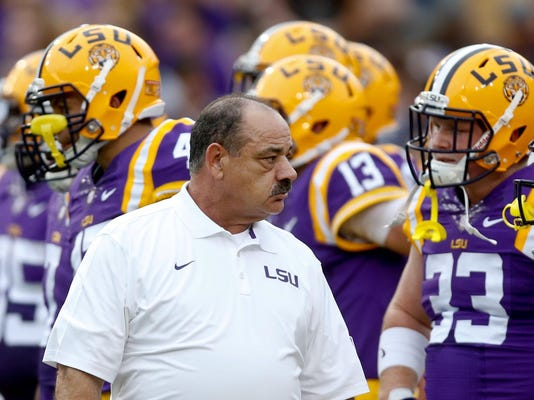 NCAA Football: New Mexico State at Louisiana State