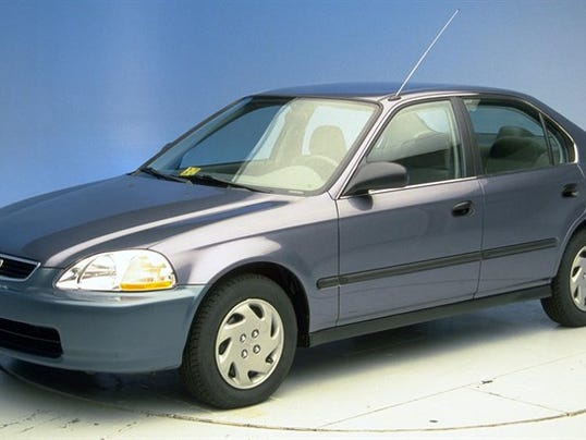 This  U0026 39 90s Honda Civic The Most Stolen Car In Colorado