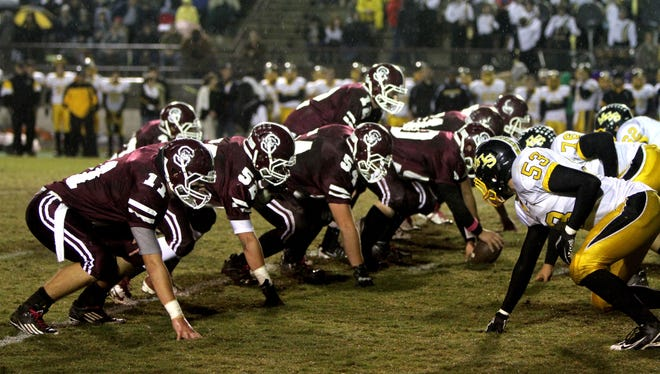 Murphy and Swain County have met in the final week of the regular season every year since 1985.