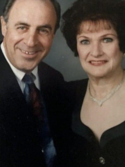 Anniversaries: Bob Johnson & Maxine Johnson