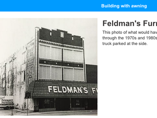 Feldman's screenshot