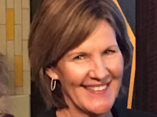 Kelly Krauskopf, Indiana Fever President, Pacers Senior Vice President and head of Pacers Gaming.