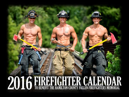 Firefighter front cover