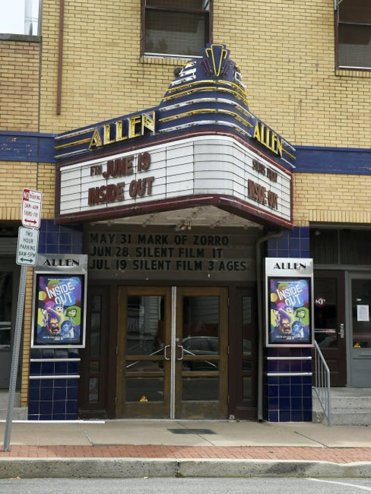 The Allen Theater on Main Street in Annville will take a summer break. The adjoining cafe, MJ's Coffeehouse, will remain open.