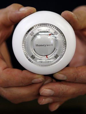 Most modern homes (and many retrofitted older homes) are now using programmable thermostats.