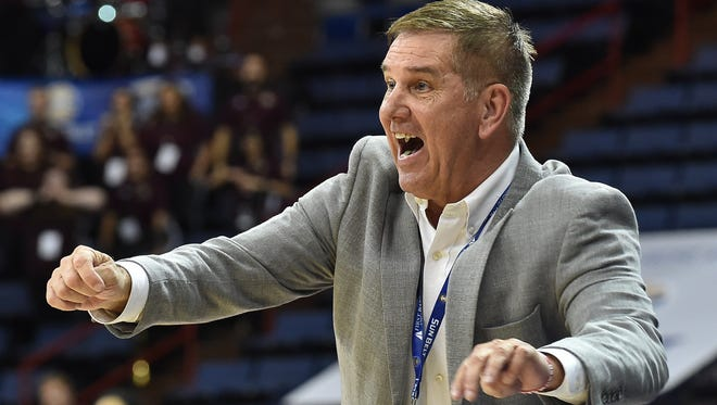 UL women's coach Garry Brodhead is hoping a long week of practice can produce better shooting percentages at ULM on Saturday.