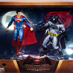 """A Barbie version of actress Gal Gadot's Wonder Woman is coming in the spring as part of a """"Batman v Superman"""" movie line."""