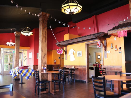 Ninfa's Mexican Grill features traditional Mexican