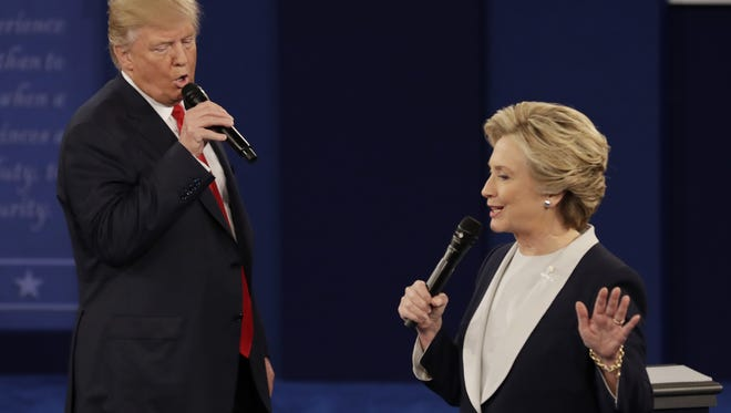 Donald Trump and Hillary Clinton will face off for the third time Wednesday at the University of Nevada, Las Vegas.