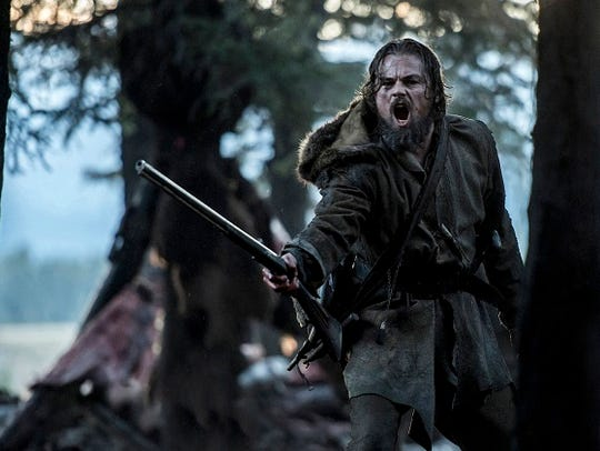 Leonardo DiCaprio stars as legendary explorer Hugh
