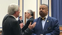 Rep. Donald Payne, D-Newark, stressed the importance