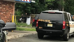 On Tuesday, a body was found behind a dumpster at American