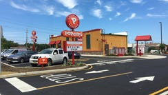 Popeyes is open in Toms River.
