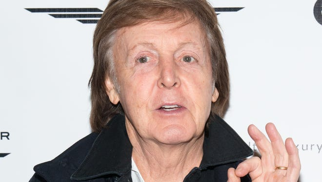 Paul McCartney is making a cameo in the new 'Pirates of the Caribbean' movie.