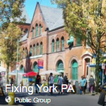 Fixing York is a Facebook-group-driven effort to improve  York, Pa.