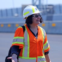 Meet Jamey Barbas, the woman in charge of building the new Tappan Zee Bridge