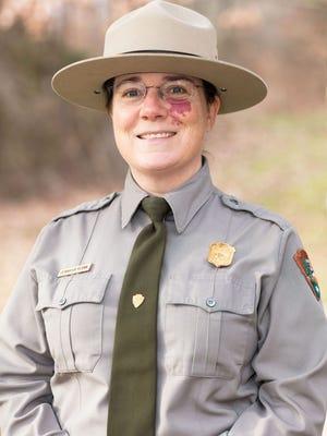 Jennifer Flynn, the new Superintendent of Shenandoah National Park and Cedar Creek and Belle Grove National Historical Park.