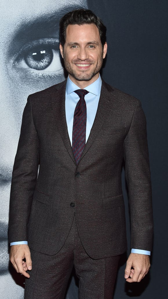 Edgar Ramirez plays a therapist in the adaptation of