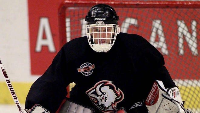 Dominik Hasek had a 16-year NHL career, winning six Vezina trophies.