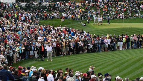 Record attendance at the Waste Management Open can cause problems for Scottsdale officials.
