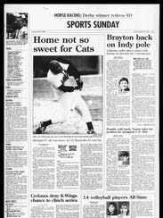 Battle Creek Sports History: Week of May 12, 1996