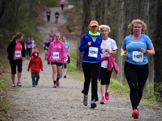 Challenge yourself by entering a low-cost race in the Hudson Valley.