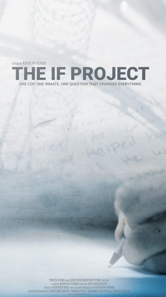 """""""The If Project"""" screens Oct. 26 in Port Orchard."""