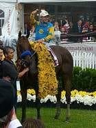 Triple Crown Winner American Pharaoh