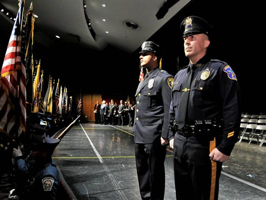 Corrections Officer Makes Leap To Bergen County Police Academy