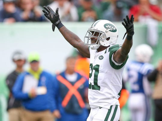 Morris Claiborne will be a free agent again this offseason after two solid years with the Jets