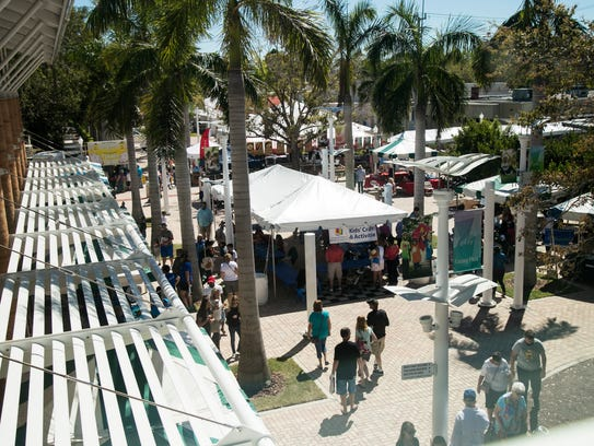 The Southwest Florida Reading Festival was moved to