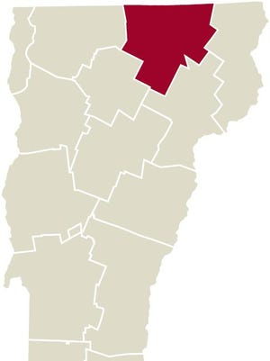 Orleans County map