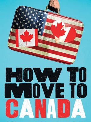 """How to Move to Canada"" by André du Broc"
