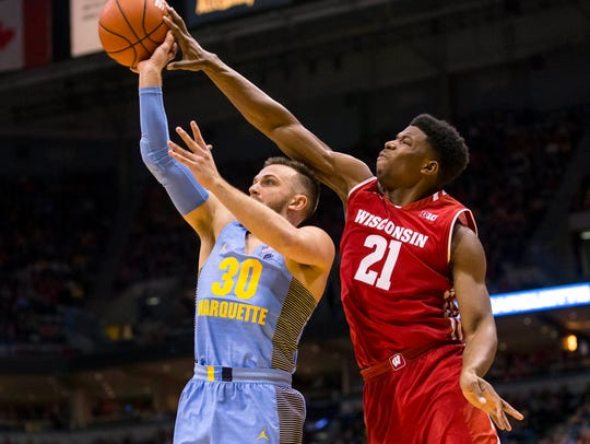 The intensity of the Wisconsin-Marquette rivalry is up for debate, but both sides agree Marquette takes it more seriously.