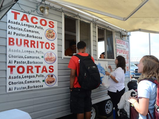 Food trucks are now allowed to operate on Jackson Street